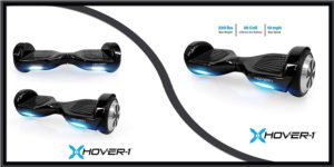 Two Wheel Electric Scooter Self Balancing Hoverboard-min