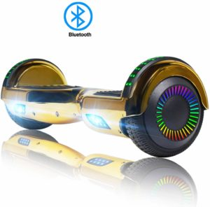 Bown Gold All Terrain Hoverboard