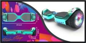 City Cruiser Hover Board-min