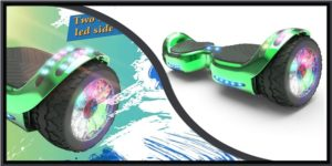 Gyroor Warrior Hoverboard-min
