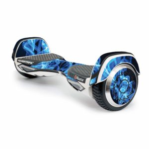 Mighty Skins compatible skin Hoverboard