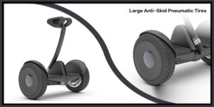 SEGWAY NINEBOT Bluetooth Hoverboard-min