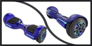 Spadger SS1 Jr Hoverboards for Beginners-min