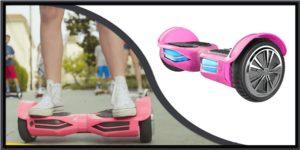 Swagtron Hoverboard Self-Balancing Wheel-min