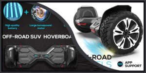 Gyroo Warrior Hoverboards-min
