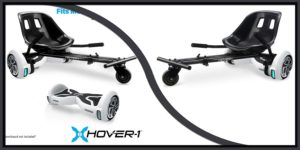 HOVER-1 Buggy Attachment HoverKart for Hoverboard-min