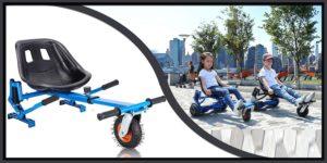 Hishine Go HoverKart for Hoverboard-min