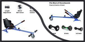 Hoverboard Seat Attachment Go Kart HoverKart-min