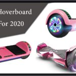 Hoverboard with Wheels Pink-min