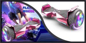 Hoverstar HS2.0 Flash Wheel Hoverboard-min