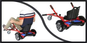 Pilan Cool Mini Kart Hoverboard