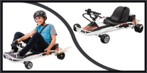 Razor Force electrice Go Kart for sale-min