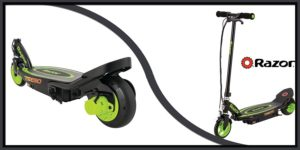 Razor Power Core E90 Electric Scooter – Green-min