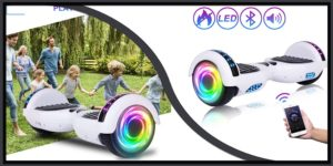 Sisigad White Hoverboard