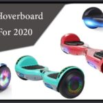 Top Red Hoverboard for Sale with Bluetooth & Lights-min