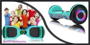 VEVELINE 6.5 inch Kids Hoverboard-min