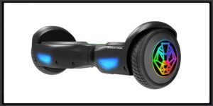 SwagtronTwist T5 Lithium-Free Kids Swagboard App Enabled Hoverboard