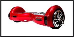 Hover-1 Electric Scooter Elegant Red Color Electric Hoverboard