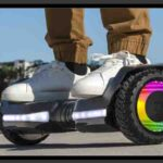 Self Balancing Travelling Hoverboard Scooter