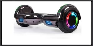 """TST Hoverboard, 6.5"""" Two-Wheel Self Balancing Scooter Hover Board with LED Lights for Kids and Adults"""