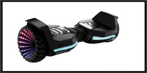 Jetson Flash Self Balancing Hoverboard with Built in Bluetooth Speakers-min