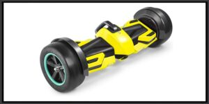 Spadger G1 Premium Hoverboard Auto-Balancing Wheel with Speaker & LED Lights Pro - Smart App Available-min