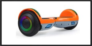 VEVELINE Hoverboard for Kids 6.5 Two-Wheel Self Balancing Hoverboard - UL 2272 Certified-min
