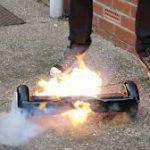 Hoverboard Fails